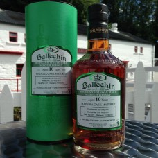 Ballechin Madeira Cask Matured 10 Year Old